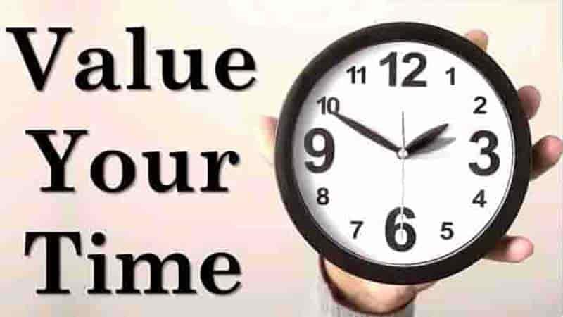 वक़्त को थोड़ा वक़्त दीजिए तभी तो, वक़्त आपको बेहतरीन नतीजे देगा |
